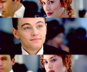 titanic and love image