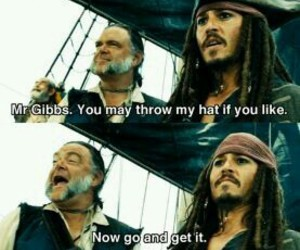 pirates of the caribbean, funny, and jack sparrow image