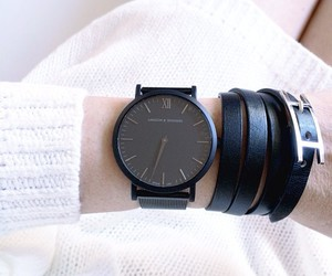 bracelet, watch, and ootd image