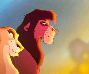 lionking, le roi lion, and zira image