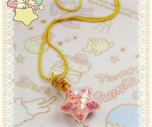kawaii, necklace, and sweet lolita image
