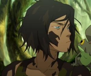 korra, legend of korra, and avatar of korra image