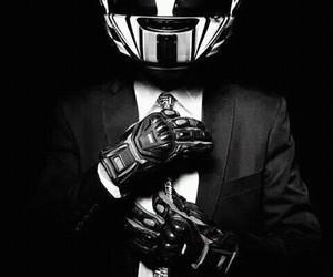 motorcycle, helmet, and love image