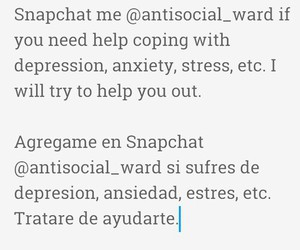 antisocial, help, and problems image