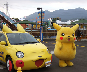japan, pikachu, and cute image