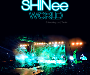shinee world image