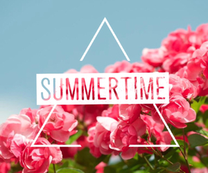 summer, wallpaper, and love image