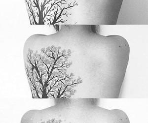 amazing, art, and back image