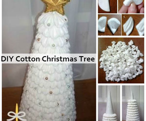 christmas, cotton, and crafts image