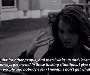 quotes, sad, and Jennifer Lawrence image