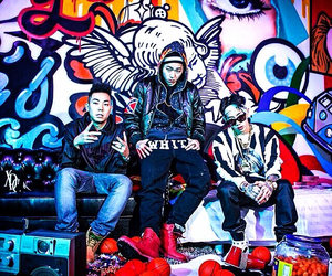 loco, zico, and jay park image