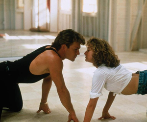 dirty dancing, dance, and movie image
