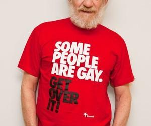 gay, ian mckellen, and gandalf image