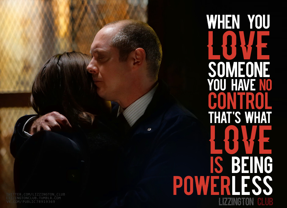 Image about love in The Blacklist by Mell on We Heart It