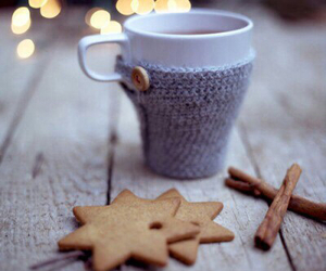 cold, gingerbread, and stars image