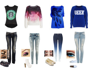 cute, fashion, and outfit image