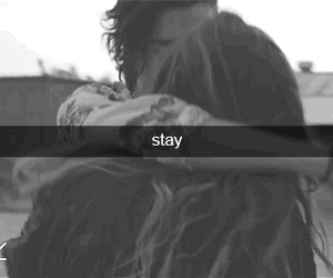 stay, the 1975, and couple image