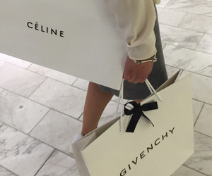 celine, fashion, and Givenchy image