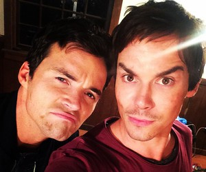 pretty little liars, tyler blackburn, and ezra fitz image