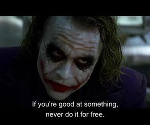 joker, batman, and quote image