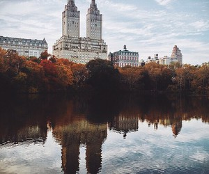 Central Park, new york, and nyc image