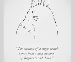 chaos, creativity, and ghibli image