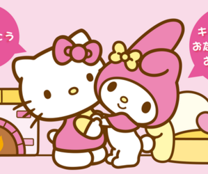 Hello Kitty My Melody And Image