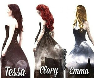 shadowhunters and clary fray image