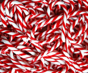candy, christmas, and red image