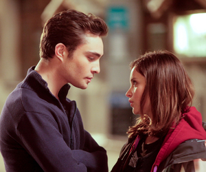 ed westwick and chalet girl image