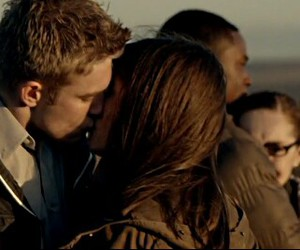 wolfblood, kiss, and love image