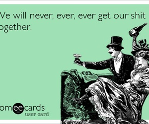 drink, ecard, and funny image