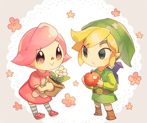 animal crossing and Legend of Zelda image