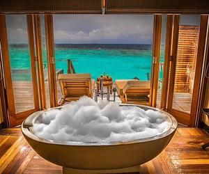 love, luxury, and bath image