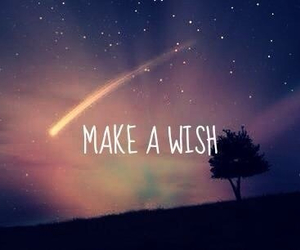 wish, stars, and Dream image