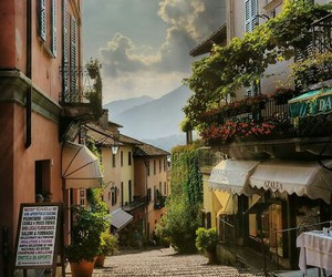 italy, bellagio, and city image