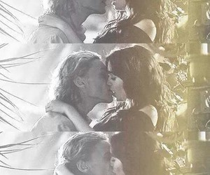 kiss, love, and the mortal instruments image