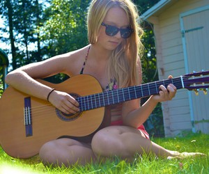 music and summer image