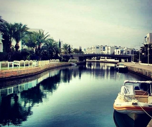 tunisia, boat, and place image