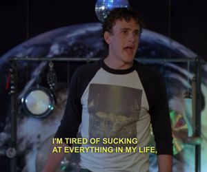 quotes, freaks and geeks, and life image