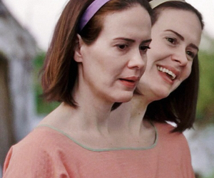freakshow, sarah paulson, and american horror story image