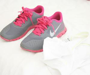 nike, fashion, and pink image
