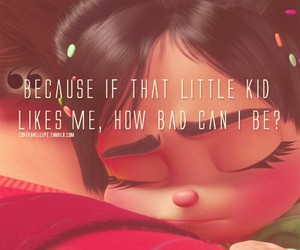 disney, wreck it ralph, and quote image
