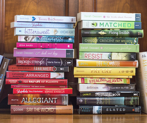 books, literature, and paradise image
