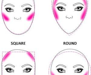 blush and makeup image