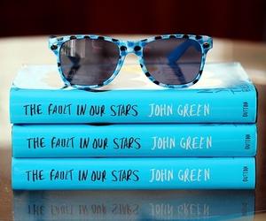 book, john green, and tfios image