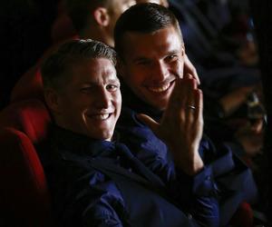 germany, Arsenal, and bastian schweinsteiger image