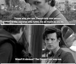 11, doctor who, and eleven image