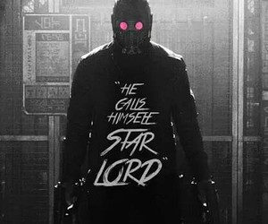 Marvel, movie, and starlord image