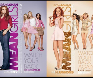 mean girls, movie, and meangirls image